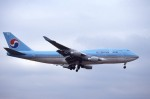 kumagorouさんが、成田国際空港で撮影した大韓航空 747-4B5の航空フォト(飛行機 写真・画像)