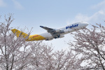 パンダさんが、成田国際空港で撮影したポーラーエアカーゴ 747-46NF/SCDの航空フォト(飛行機 写真・画像)