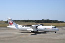 なないろさんが、種子島空港で撮影した日本エアコミューター ATR-72-600の航空フォト(飛行機 写真・画像)