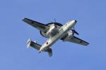 Shin-chaさんが、那覇空港で撮影した航空自衛隊 E-2C Hawkeyeの航空フォト(飛行機 写真・画像)