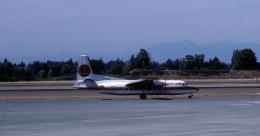 kekeさんが、シアトル タコマ国際空港で撮影したホライゾン航空 F27の航空フォト(飛行機 写真・画像)