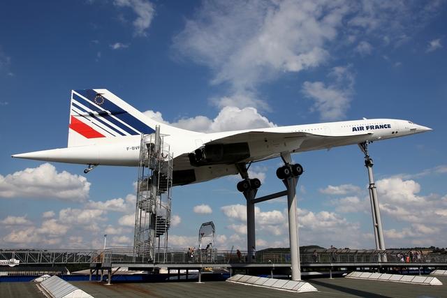 エールフランス航空 コンコルド ...