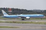 Shibataさんが、成田国際空港で撮影したKLMオランダ航空 777-306/ERの航空フォト(飛行機 写真・画像)