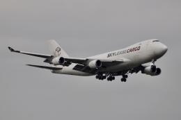 キハ28さんが、成田国際空港で撮影したスカイ・リース・カーゴ 747-428F/ER/SCDの航空フォト(飛行機 写真・画像)