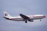 kumagorouさんが、成田国際空港で撮影した中国東方航空 A300B4-605Rの航空フォト(飛行機 写真・画像)