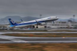 ジャッカル.Tさんが、高松空港で撮影した全日空 A321-211の航空フォト(飛行機 写真・画像)