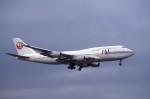kumagorouさんが、成田国際空港で撮影した日本航空 747-446の航空フォト(飛行機 写真・画像)