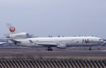kumagorouさんが、成田国際空港で撮影した日本航空 MD-11の航空フォト(飛行機 写真・画像)