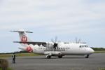 なないろさんが、屋久島空港で撮影した日本エアコミューター ATR-42-600の航空フォト(飛行機 写真・画像)