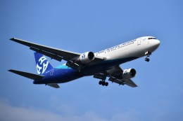 こじゆきさんが、スワンナプーム国際空港で撮影したアジア・アトランティック・エアラインズ 767-322/ERの航空フォト(飛行機 写真・画像)