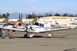 A-Chanさんが、チノ空港で撮影したアメリカ個人所有 PA-28-140 Cherokeeの航空フォト(飛行機 写真・画像)