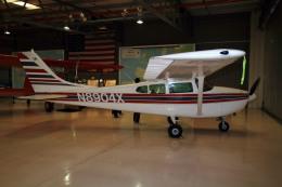 A-Chanさんが、チノ空港で撮影したアメリカ個人 182D Skylaneの航空フォト(飛行機 写真・画像)