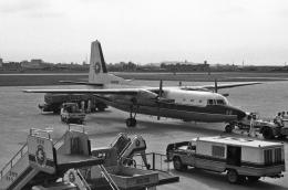 チャーリーマイクさんが、福岡空港で撮影した全日空 F27-269 Friendshipの航空フォト(飛行機 写真・画像)