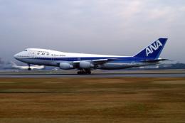 @たかひろさんが、伊丹空港で撮影した全日空 747-281Bの航空フォト(飛行機 写真・画像)
