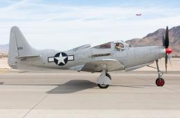 (新)ふぁんとむ改さんが、ネリス空軍基地で撮影したAmerican Airpower Heritage Flying Museumの航空フォト(飛行機 写真・画像)