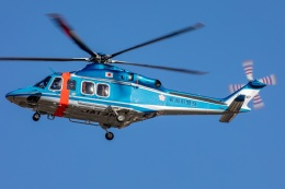 航空フォト:JA13NP 新潟県警察 AW139