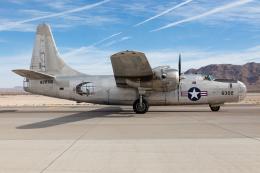 (新)ふぁんとむ改さんが、ネリス空軍基地で撮影したアメリカ企業所有の航空フォト(飛行機 写真・画像)