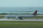 LEGACY-747さんが、那覇空港で撮影したトランスアジア航空 A321-131の航空フォト(飛行機 写真・画像)