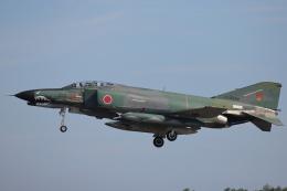 赤ちんさんが、茨城空港で撮影した航空自衛隊 RF-4EJ Phantom IIの航空フォト(飛行機 写真・画像)