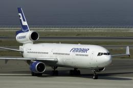 planetさんが、中部国際空港で撮影したフィンエアー MD-11の航空フォト(飛行機 写真・画像)