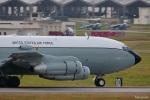 fukusukeさんが、嘉手納飛行場で撮影したアメリカ空軍 WC-135C (717-158)の航空フォト(飛行機 写真・画像)