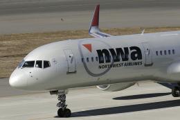 planetさんが、中部国際空港で撮影したデルタ航空 757-251の航空フォト(飛行機 写真・画像)