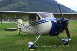 kanade/Ryo@S.O.R.A.さんが、シオン空港で撮影したGroupement des Avions Historiques 170の航空フォト(飛行機 写真・画像)