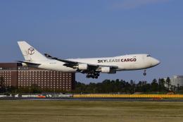 地主さんが、成田国際空港で撮影したスカイ・リース・カーゴ 747-428F/ER/SCDの航空フォト(飛行機 写真・画像)