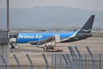 sachiさんが、関西国際空港で撮影したアマゾン・プライム・エア 737-800の航空フォト(飛行機 写真・画像)
