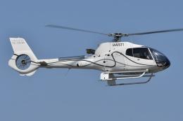 ブルーさんさんが、東京ヘリポートで撮影したオートパンサー EC130B4の航空フォト(飛行機 写真・画像)