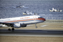 planetさんが、中部国際空港で撮影した中国東方航空 A320-214の航空フォト(飛行機 写真・画像)