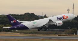 ☆ゆっきー☆さんが、成田国際空港で撮影したフェデックス・エクスプレス 777-FS2の航空フォト(飛行機 写真・画像)