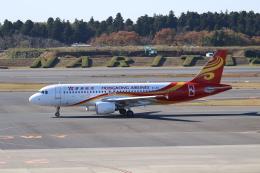 ☆ゆっきー☆さんが、成田国際空港で撮影した香港航空 A320-214の航空フォト(飛行機 写真・画像)