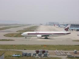 ガペ兄さんが、関西国際空港で撮影したタイ国際航空 777-2D7の航空フォト(飛行機 写真・画像)