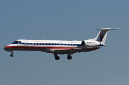 A-Chanさんが、サンディエゴ国際空港で撮影したアメリカン・イーグル ERJ-140LRの航空フォト(飛行機 写真・画像)