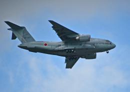 がいなやつさんが、福岡空港で撮影した航空自衛隊 C-2の航空フォト(飛行機 写真・画像)