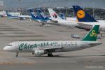 RUNWAY23.TADAさんが、関西国際空港で撮影した春秋航空 A320-214の航空フォト(飛行機 写真・画像)