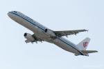 RUNWAY23.TADAさんが、関西国際空港で撮影した中国国際航空 A321-232の航空フォト(飛行機 写真・画像)