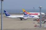 yabyanさんが、中部国際空港で撮影した全日空 767-381/ER(BCF)の航空フォト(飛行機 写真・画像)
