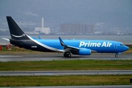 SFJ_capさんが、関西国際空港で撮影したGEキャピタル・アヴィエーション・サービス 737-83N(BCF)の航空フォト(飛行機 写真・画像)