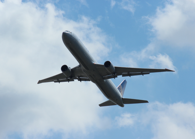 銀苺さんが、成田国際空港で撮影したユナイテッド航空 767-424/ERの航空フォト(飛行機 写真・画像)