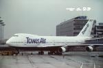 tassさんが、パリ オルリー空港で撮影したタワーエア 747-127の航空フォト(飛行機 写真・画像)