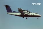 tassさんが、マイアミ国際空港で撮影したUSエア DHC-7-102 Dash 7の航空フォト(飛行機 写真・画像)