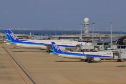 た~きゅんさんが、関西国際空港で撮影した全日空 A321-211の航空フォト(飛行機 写真・画像)