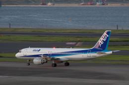 Kaaazさんが、羽田空港で撮影した全日空 A320-211の航空フォト(飛行機 写真・画像)