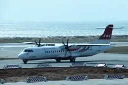 こじゆきさんが、金門空港で撮影した遠東航空 ATR-72-600の航空フォト(飛行機 写真・画像)