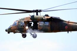 szkkjさんが、木更津飛行場で撮影した陸上自衛隊 UH-60JAの航空フォト(飛行機 写真・画像)