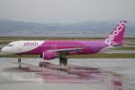SFJ_capさんが、関西国際空港で撮影したピーチ A320-214の航空フォト(飛行機 写真・画像)