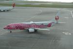 LEGACY-747さんが、那覇空港で撮影した日本トランスオーシャン航空 737-446の航空フォト(飛行機 写真・画像)