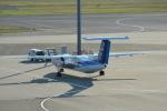 LEGACY-747さんが、羽田空港で撮影したANAウイングス DHC-8-314Q Dash 8の航空フォト(飛行機 写真・画像)